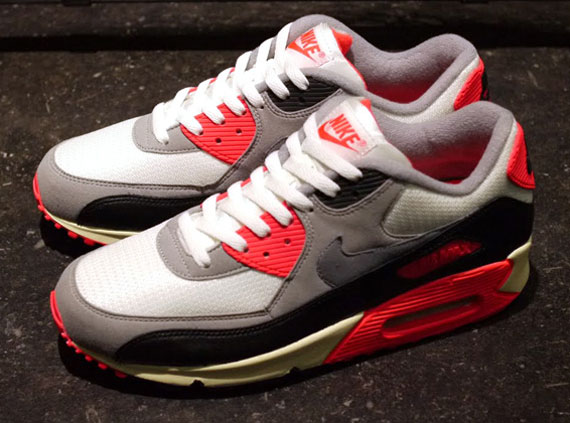 It turns out this upcoming Nike Air Max 90 ...
