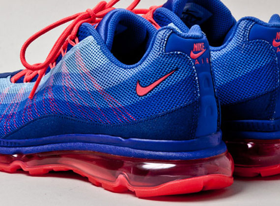 Air Max 95 Bleu Flywire Dynamique / Rediffmail Solaire SLBC1ales