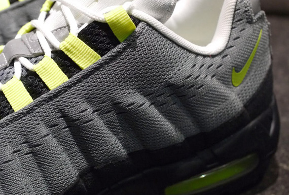 best website dc652 b039d Nike Air Max 95 EM – Cool Grey – Volt – Black