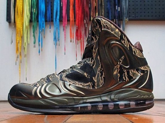 the latest a107a fca01 Max Nike Air Camo tiger Hyperposite ZxBxgwq