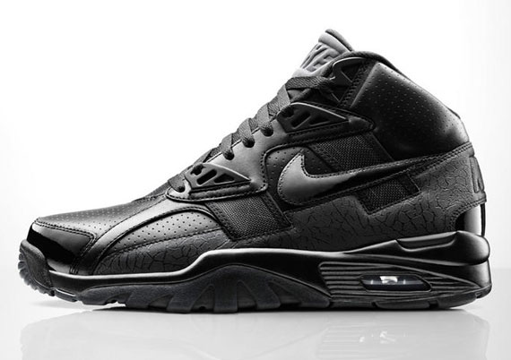78aee25a02b Nike Air Trainer SC High QS Black Black-Dark Grey-University Gold 03 22 13.  show comments