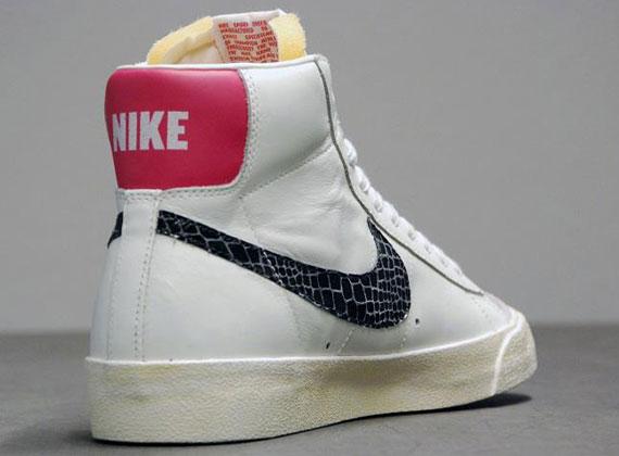 Nike Blazer Milieu 77 Shopkins Peau De Serpent Vintage Premium