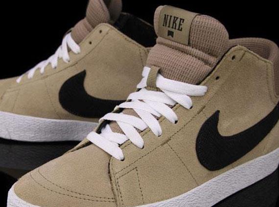 """size 40 2d8d9 91b85 Nike Blazer Mid LR """"Khaki"""""""