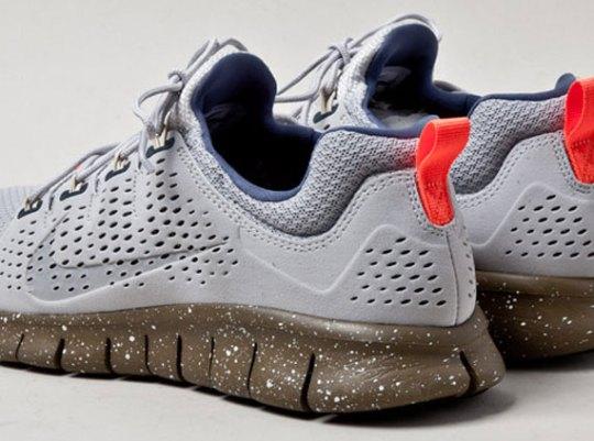 "Nike Free Powerlines II ""Strata Grey"""
