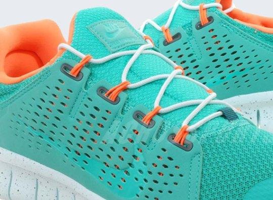 """Nike Free Powerlines+ II """"Atomic Teal"""""""