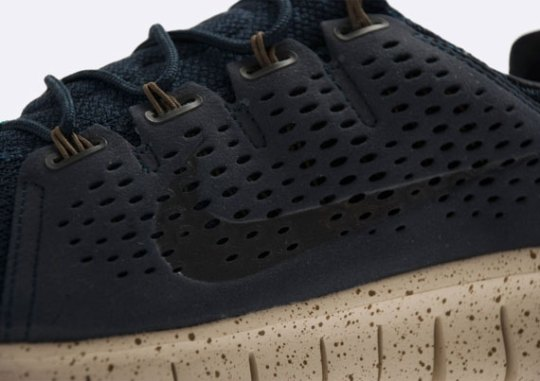 "Nike Free Powerlines+ II ""Dark Obsidian"""