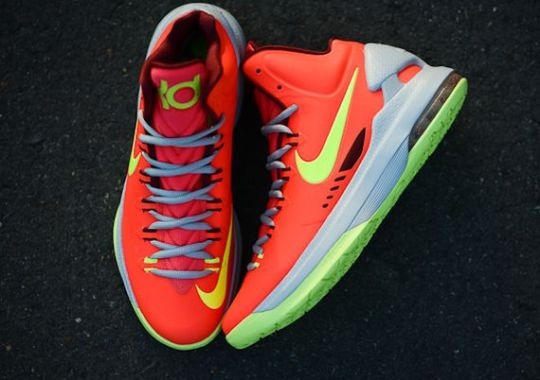 "Nike KD V ""DMV"" – Arriving @ Retailers"