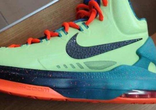 "Nike KD V ""Galaxy"""