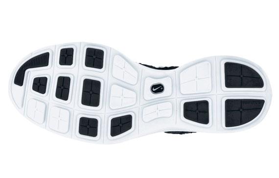 Nike Lunar Flyknit Chukka Svart / Neo Turkis lbywuP0lLG