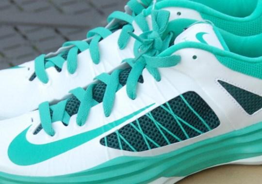 Nike Lunar Hyperdunk Low – White – Green