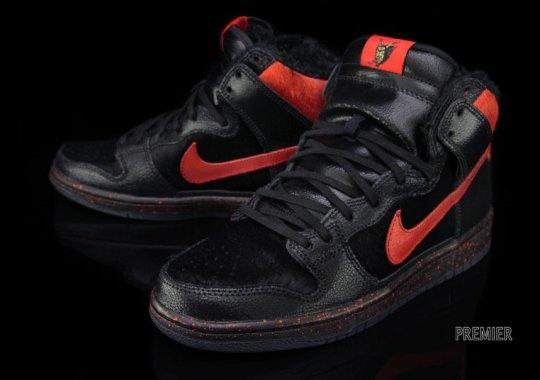 "Nike SB Dunk High ""Krampus"" – Release Date"