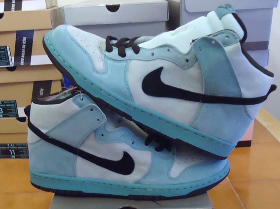 low priced 8f744 e9f17 nike dunk high sea crystal