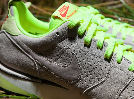 Nike Vengeance SD – Grey – Neon