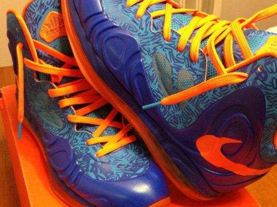 buy popular c1472 f7f68 ... GLOW IN THE DARK SZ 12 Nike Air Max Hyperposite - Statue of Liberty In  late August, Nike .