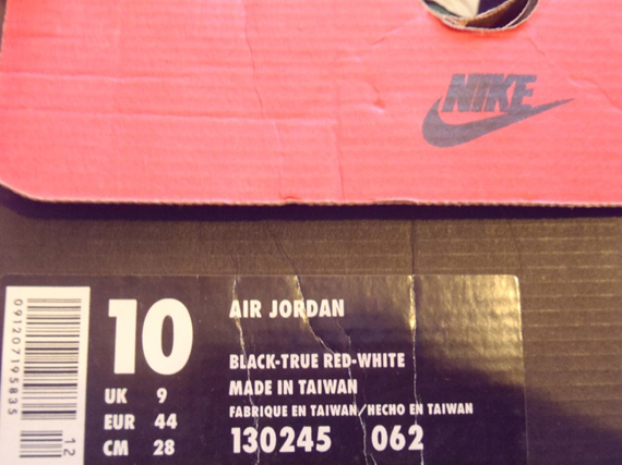air jordan xi quotbredquot og pair on ebay sneakernewscom