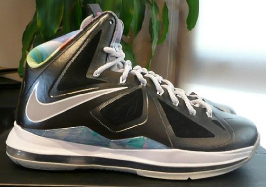 "c1b16fe2d200 Nike LeBron X ""Prism"" – Release Reminder"