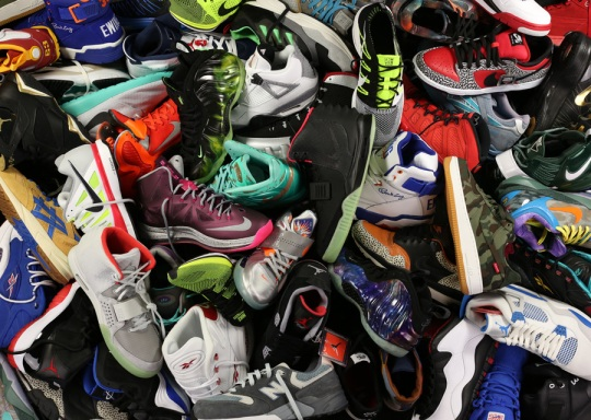 Sneaker News Top 30 of 2012