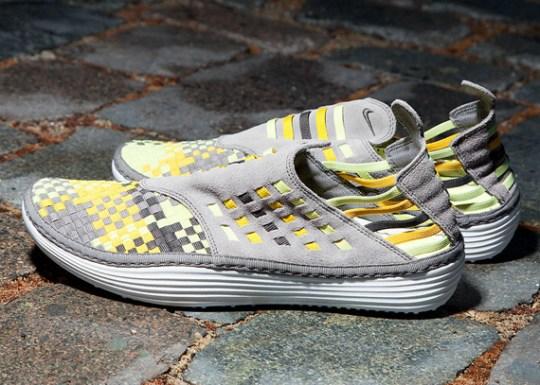 Nike Solarsoft Rache Woven – Sport Grey