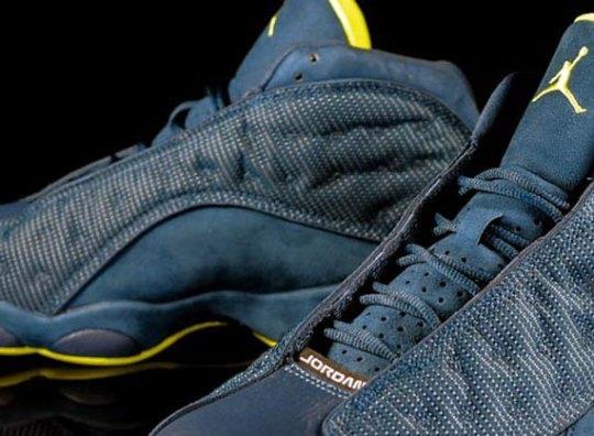"""""""Squadron Blue"""" Air Jordan 13"""