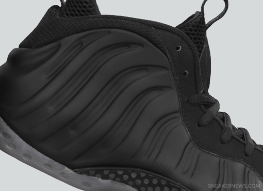 """Nike Air Foamposite One """"Stealth"""" – Release Reminder"""