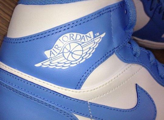 """""""UNC"""" Air Jordan 1 Phat"""