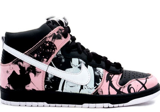 """Classics Revisited: Nike SB Dunk High """"UNKLE"""" (2004)"""