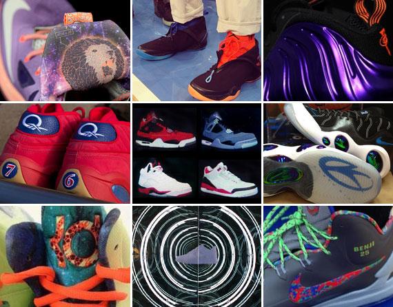 Sneaker News Weekly Rewind: 128 1214