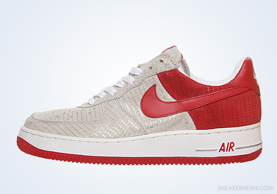 """7ffb937fbc86 Classics Revisited  Nike Air Force 1 Low """"Christmas"""" (2005)"""