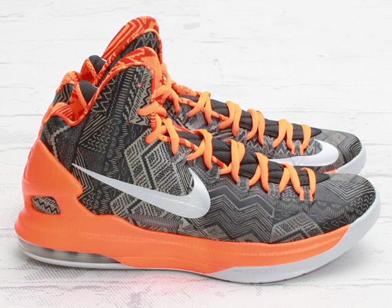reputable site 186f9 b9fdc Anthracite Pure Platinum-Sport Grey 586768-071 1 26 13  135 · hot sale 2017 Nike  KD V quotBHMquot Arriving at Retailers