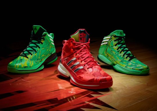 adidas Basketball 2013 All-Star Collection