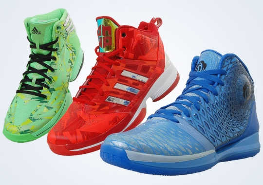 adidas Basketball 2013 All-Star Pack