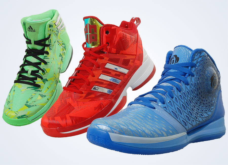 adidas Basketball 2013 All-Star Pack - SneakerNews.com 5900c9b8b3