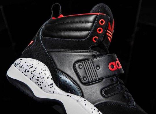 adidas Originals Hackmore – Black – Red – White