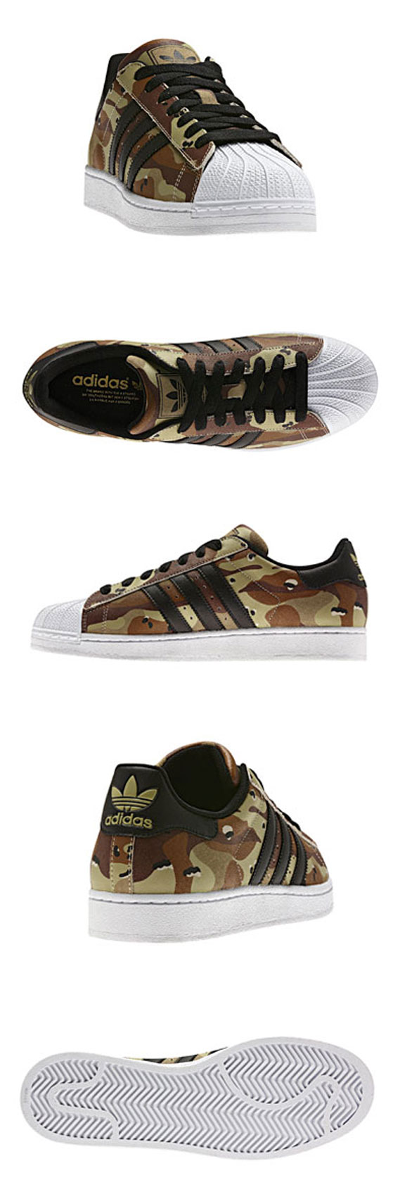 Women's adidas Originals Superstar 2 Christmas Pack Shoes