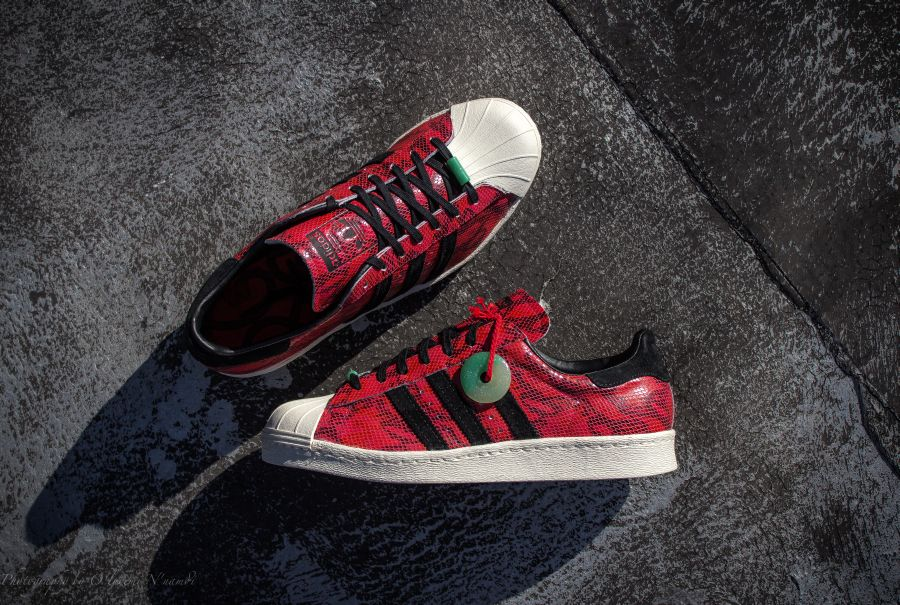 "new style 6d2ff 4c116 adidas Originals Superstar 80s CNY ""Chinese New Year ..."