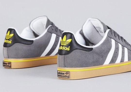 "adidas Skate Campus Vulc ""Cinder"""