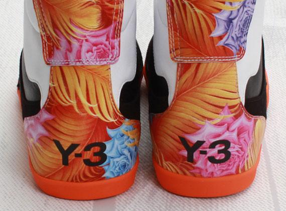 """timeless design 7bad6 2f929 adidas Y-3 Honja Hi """"Floral"""""""
