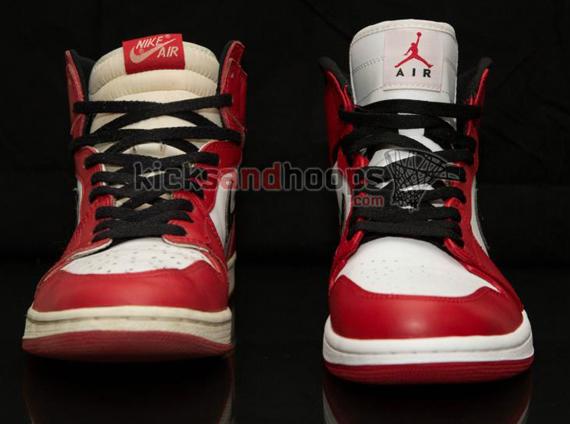 """Air Jordan 1 High Retro """"Bulls"""""""