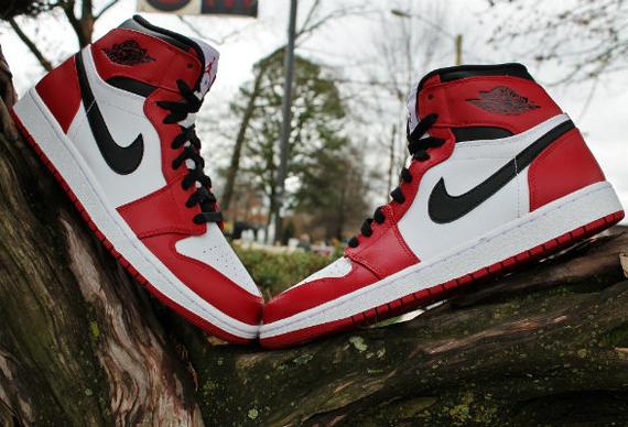 Air Jordan 1 Coloris 2013 Nba