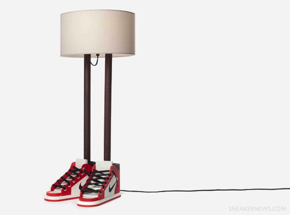 Air Jordan 1 Lamp by Grotesk - SneakerNews.com