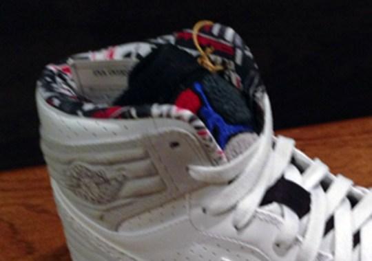 """Air Jordan 1 + VIII """"Bugs"""""""