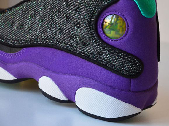 half off b052d 86740 Air Jordan XIII GS – Black – Atomic Teal – UItraviolet – White