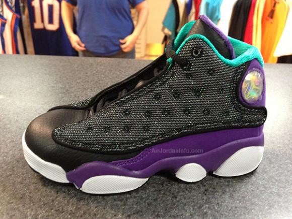 Air Jordan Xiii Gs Black Atomic Teal Ultraviolet 05 Adidas Yeezy Coming Fall