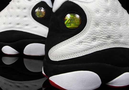 "Air Jordan XIII ""He Got Game"" – Release Date"
