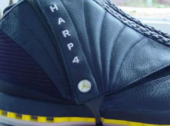 Air Jordan XVI Ron Harper Lakers PE