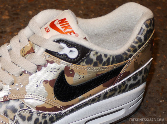 Nike Air Max 1 Atmos Leopardo Fotos qJeSmhw9