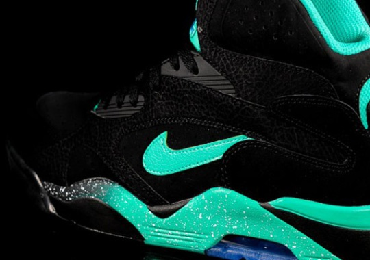 "new styles 13ea7 67a32 Nike Air Force 180 Mid ""Atomic Teal"""