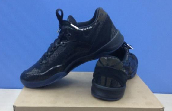 the best attitude 0996f e0228 Nike Kobe 8 EXT quot Year of the Snakequot Black Metallic Silver hot sale