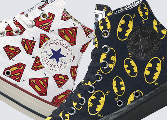 DC Comics x Converse Japan quot U.S. Originator Packquot