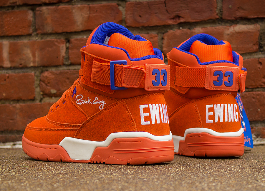 Patrick Ewing Shoes Suede